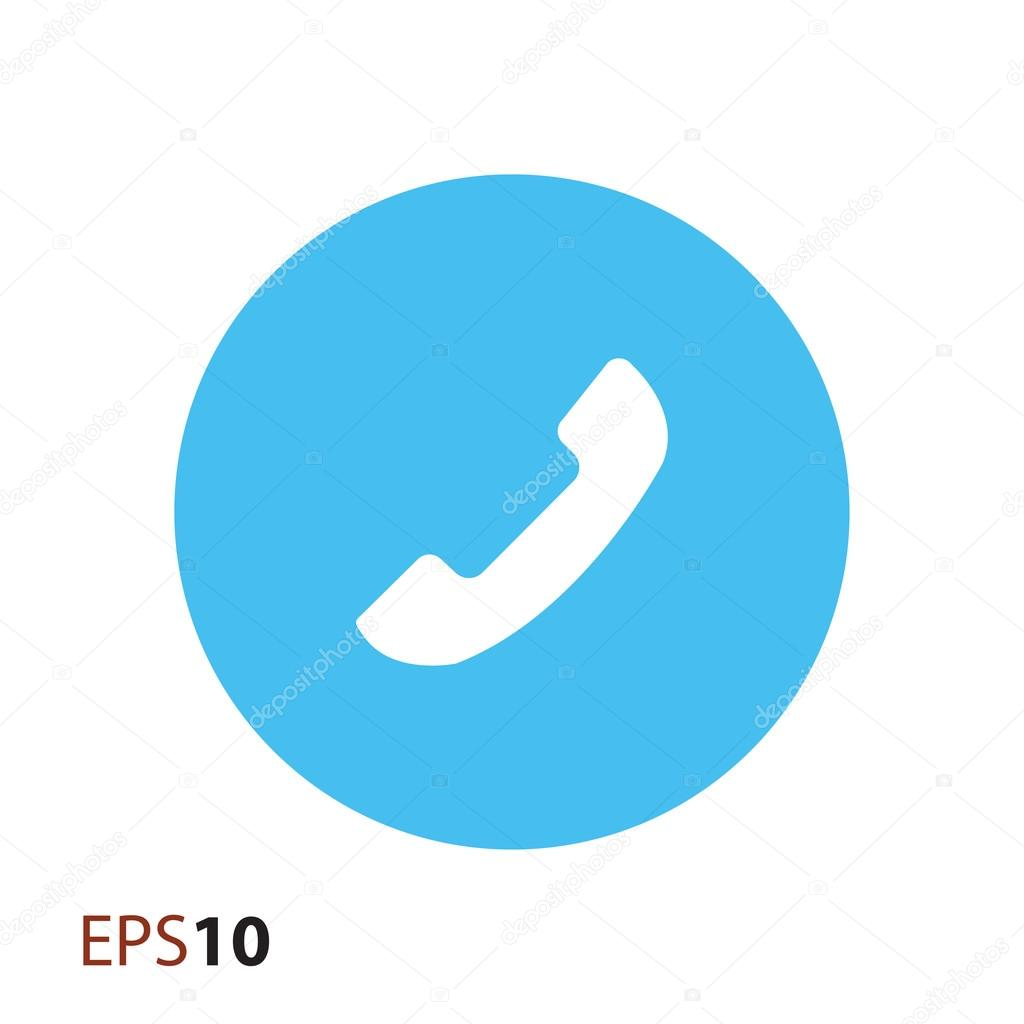 minimal phone icon for web and mobile stock vector togrulbabayev