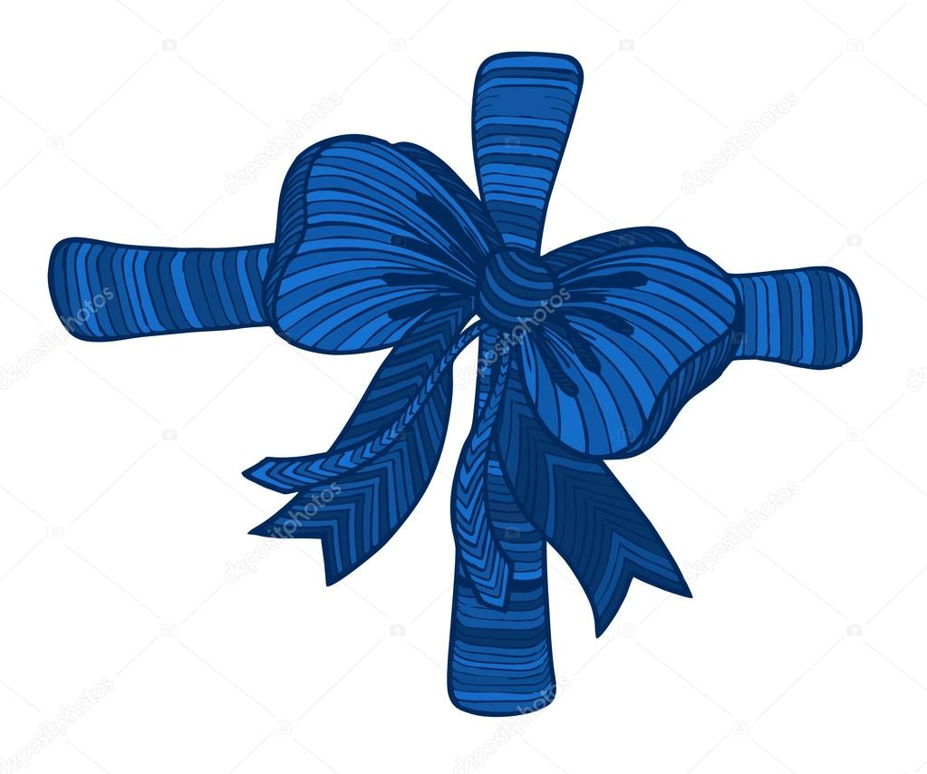 dibujos color azul arco de la gráfica dibujo lápices de colores