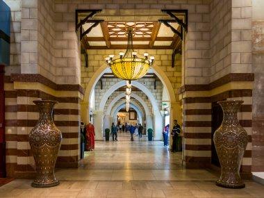 Gold SouK entrance in Dubai Mall in Downtown Dubai