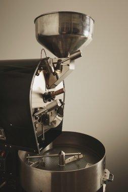 Best professional coffee roasting machine ready to work