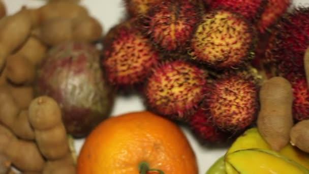 Exotické ovoce z Vietnamu