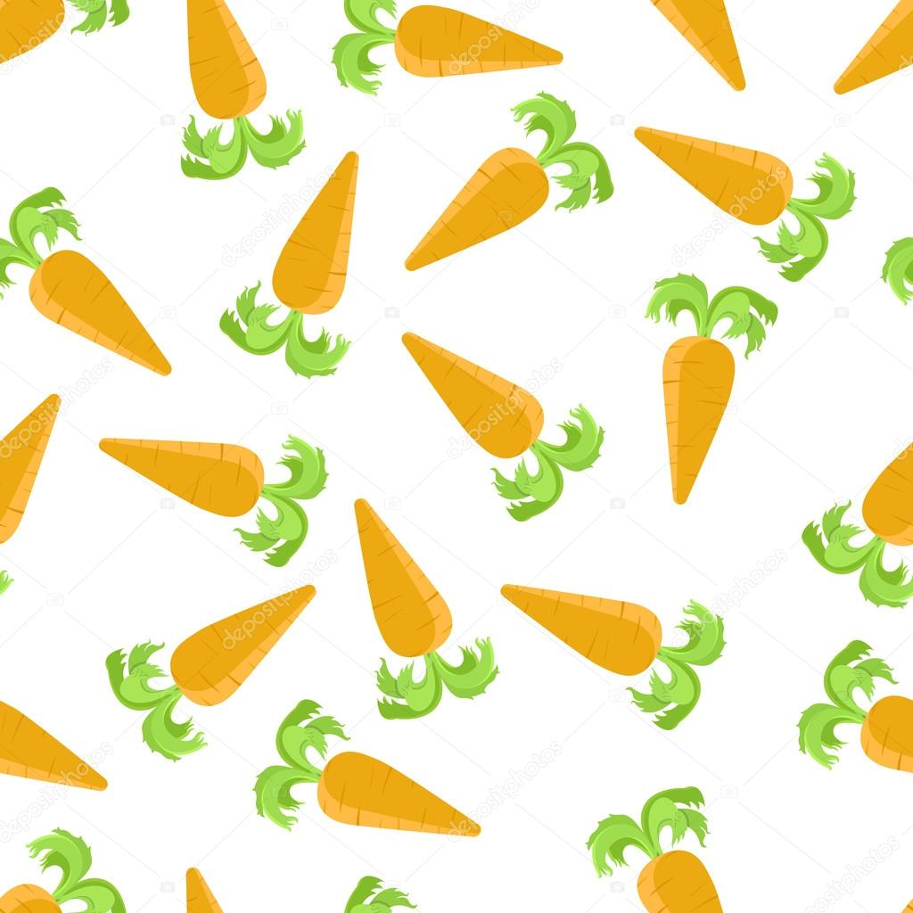 how to make a carrot banner