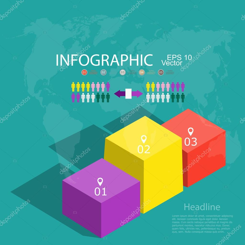 Retro infographics set world map and information graphics stock retro infographics set world map and information graphics stock vector gumiabroncs Image collections