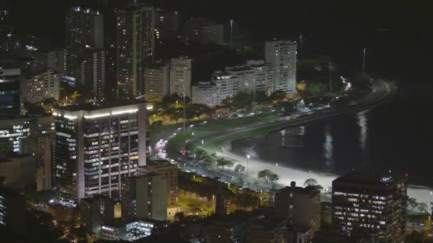 Avenida Das Nacoes Unidas in Rio