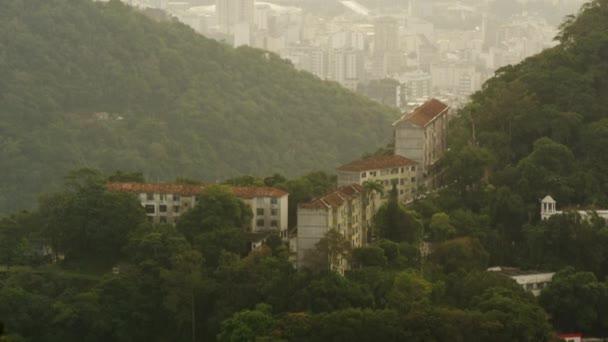 hills and houses of Rio de Janeiro
