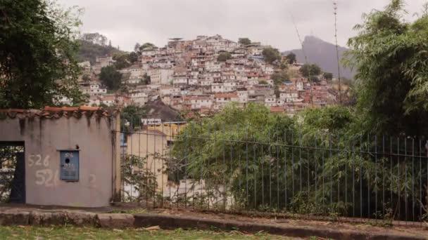Stan dům na kopci v Rio De Janeiru