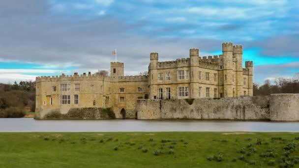 történelmi Leeds Castle-ben Kent