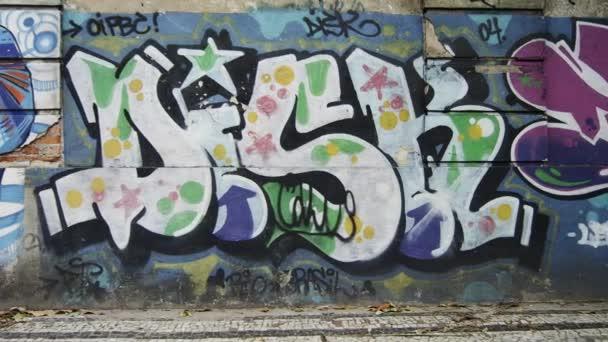 graffiti a falon, Rio de Janeiro