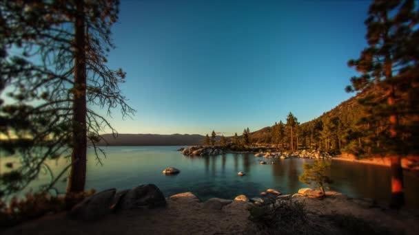 Sand Harbor, Lake Tahoe in Nevada