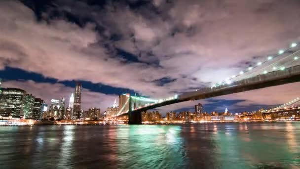 Brooklyn Bridge and the New York City