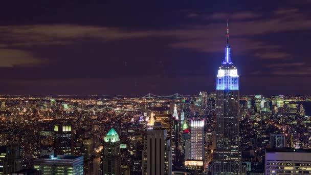 Empire stát building v new Yorku