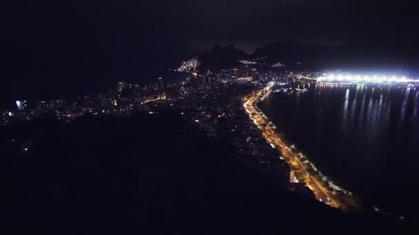 panoráma města v Rio de Janeiru