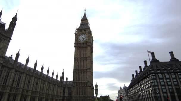 Westminster Palace panorama with Big Ben