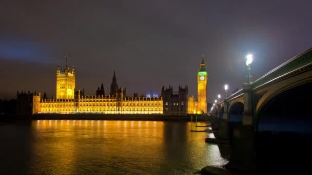 Westminster a Big Ben v Londýně