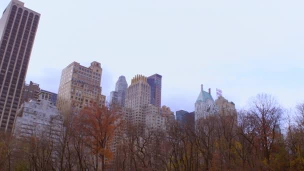 budovy v new Yorku