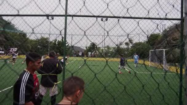 Pomalé pan Pánské fotbalové hry v Riu, Brazílie
