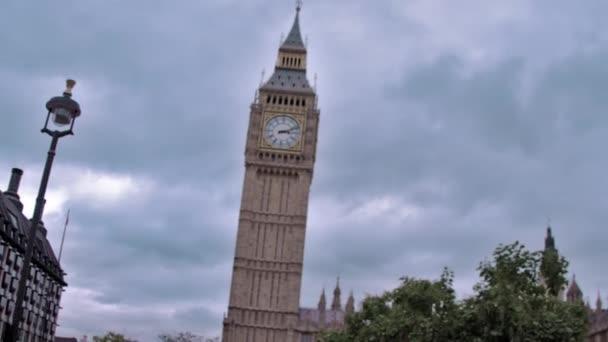 big Ben in London, England.