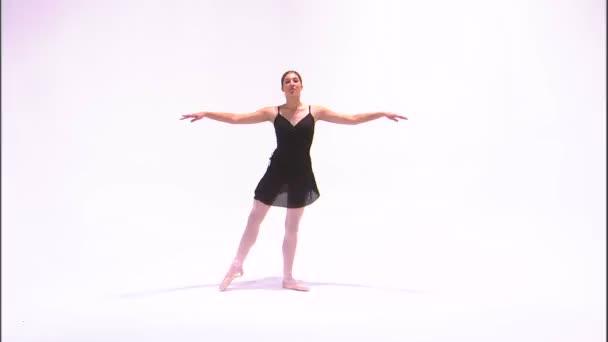 Lövés egy táncoló balerina
