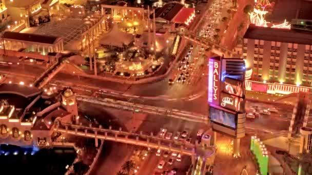 Ballys hotel in Las Vegas.