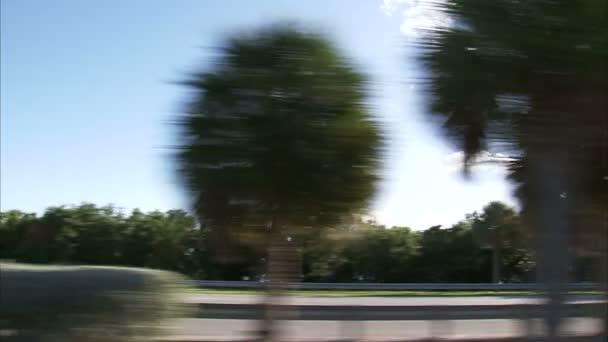 Jízdy po dálnici v Miami