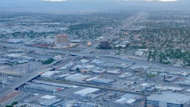 Las Vegas od Stratosphere Hotel.