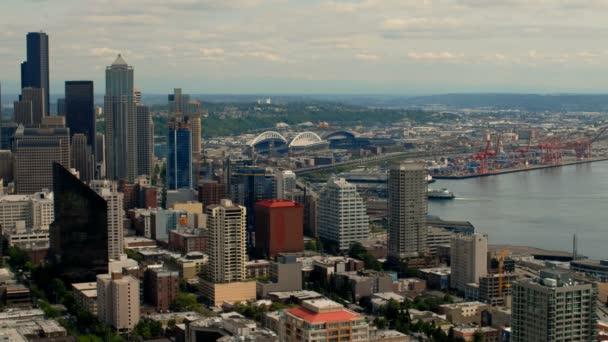 Time-Lapse městské panorama