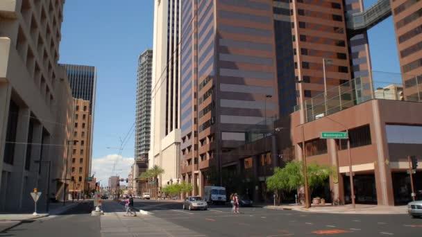 Gyorsított belvárosában metszéspontja Phoenix