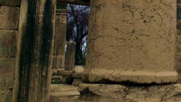 antikes Bar am-Gebäude in Israel