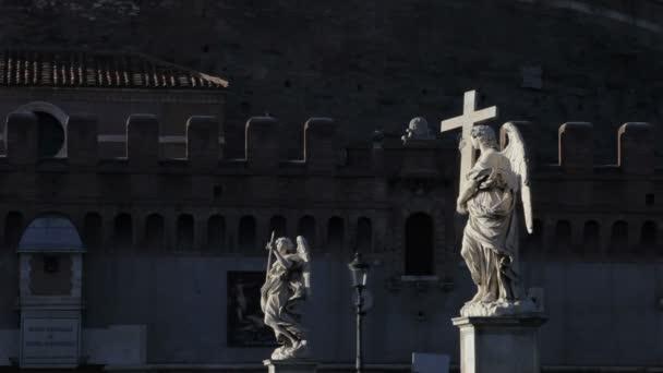 Angel sochy Ponte SantAngelo