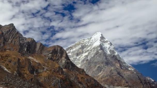 obláčky himálajské vrcholy