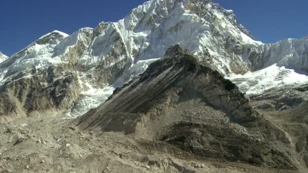 Prominentní himálajský vrchol