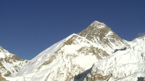 Vrcholy Mount Everest