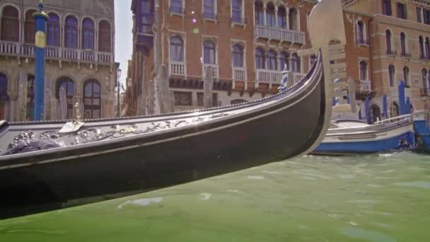 Gondole na Grand Canal