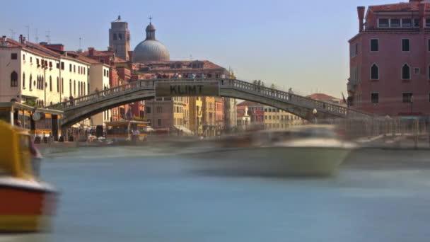Gyorsított a Scalzi híd Velence