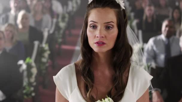 Restanti calma nonostante lei assente sposo sposa