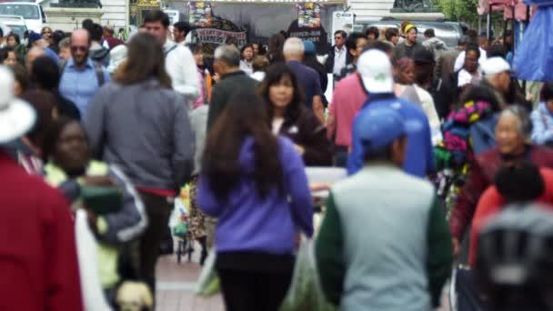 San Fransisco nyitott piac