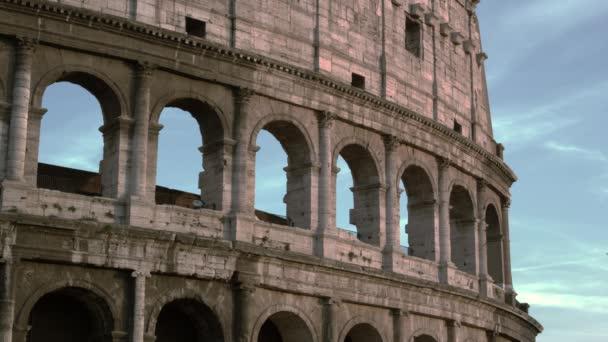 North right wall of Roman Colosseum