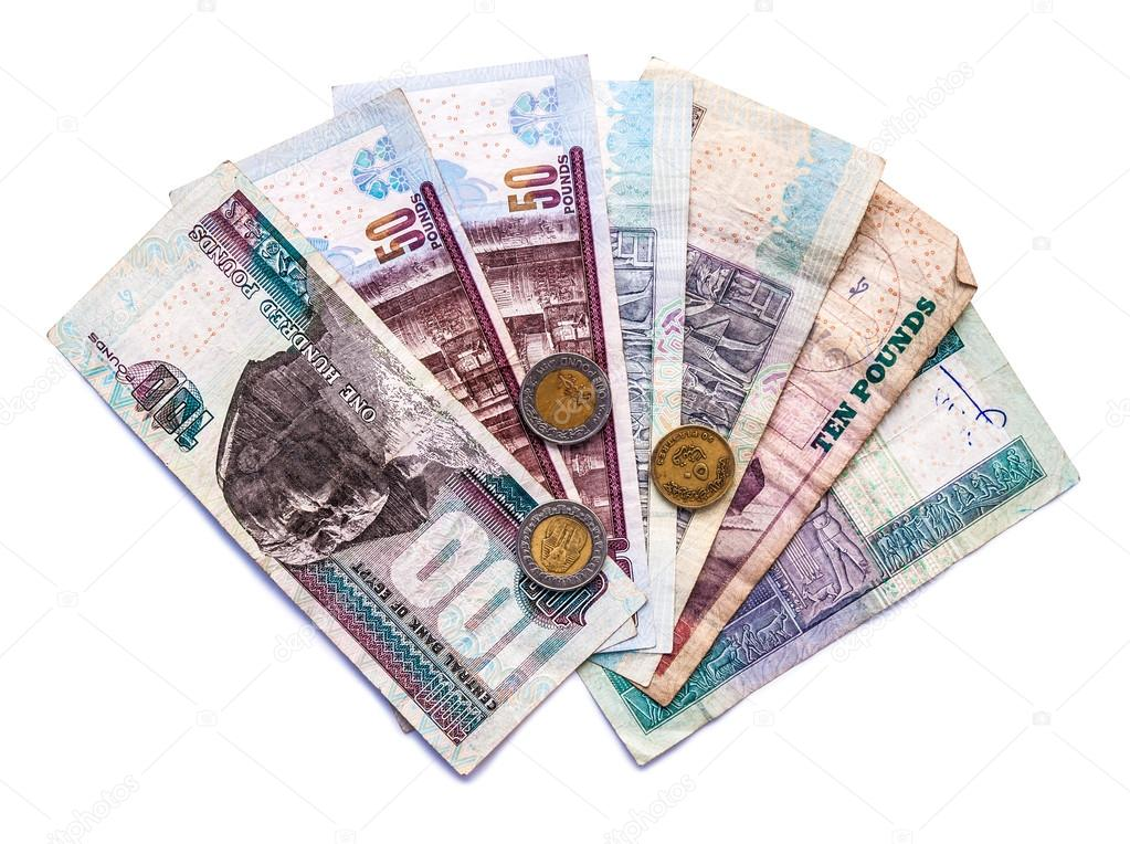 money from egypt pound banknotes and coins egyptian money fina