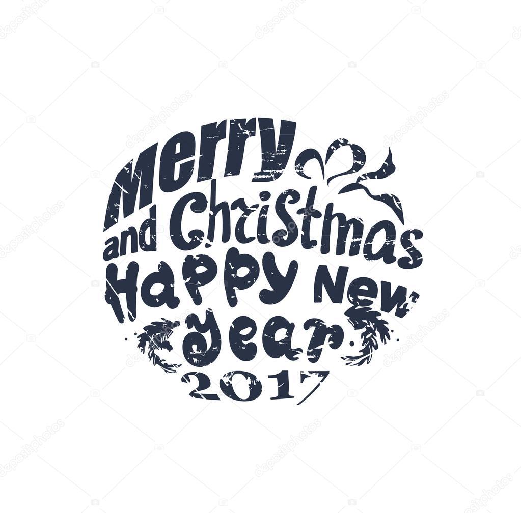 La Nouvelle Année Et Le Modèle De Texte De Voeux De Joyeux