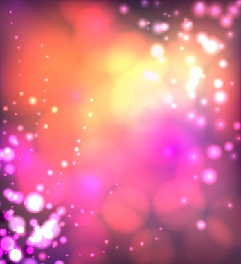 shine background with light soft lilac and yellow colors. autumn background