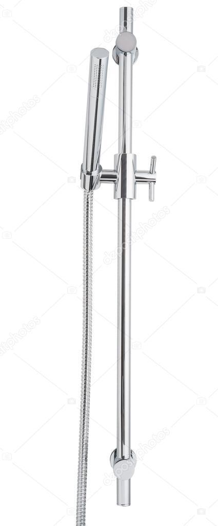 Shower Head and Rail — Stock Photo © stock@photographyfirm.co.uk ...