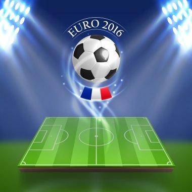 Euro 2016 concept
