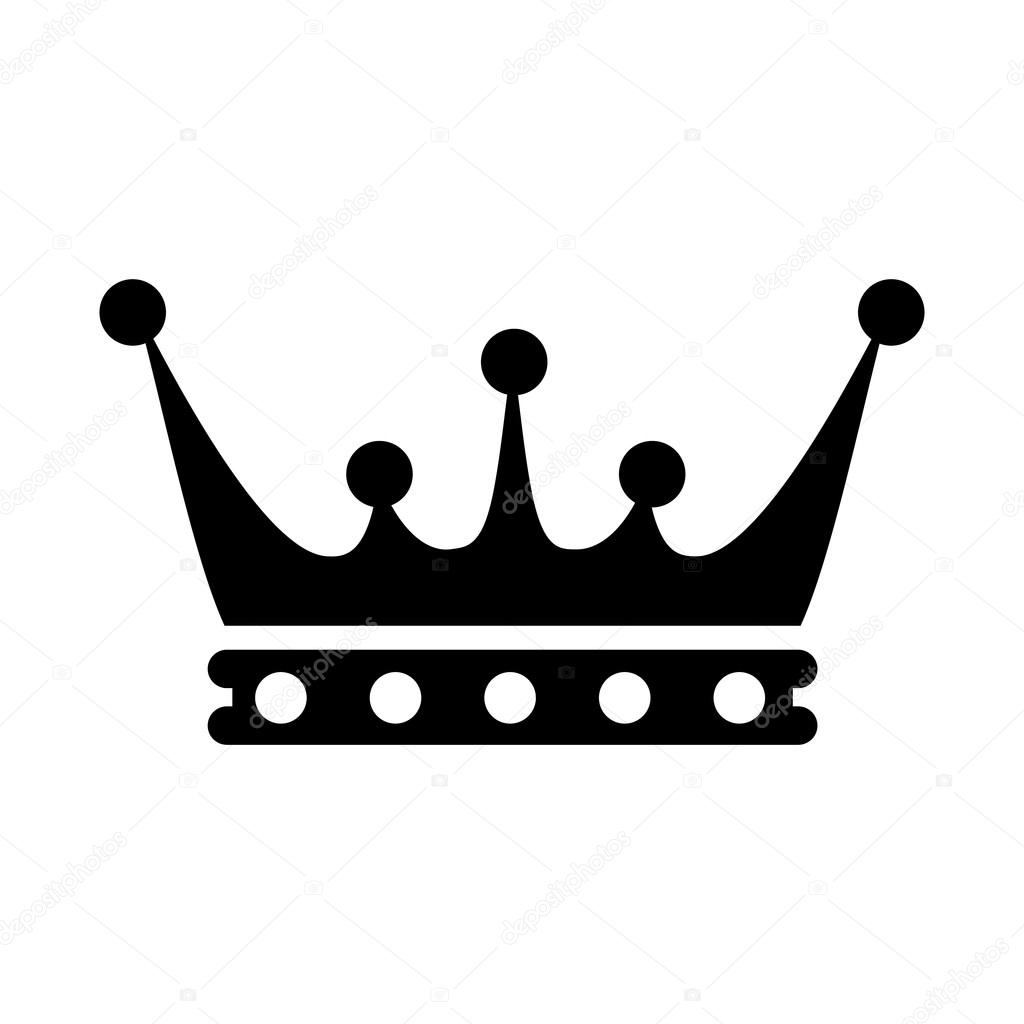 icono de corona simple vector de stock  u00a9 juliarstudio vector crown art outline vector crown templet