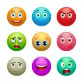 Fotografie Smile set, balls