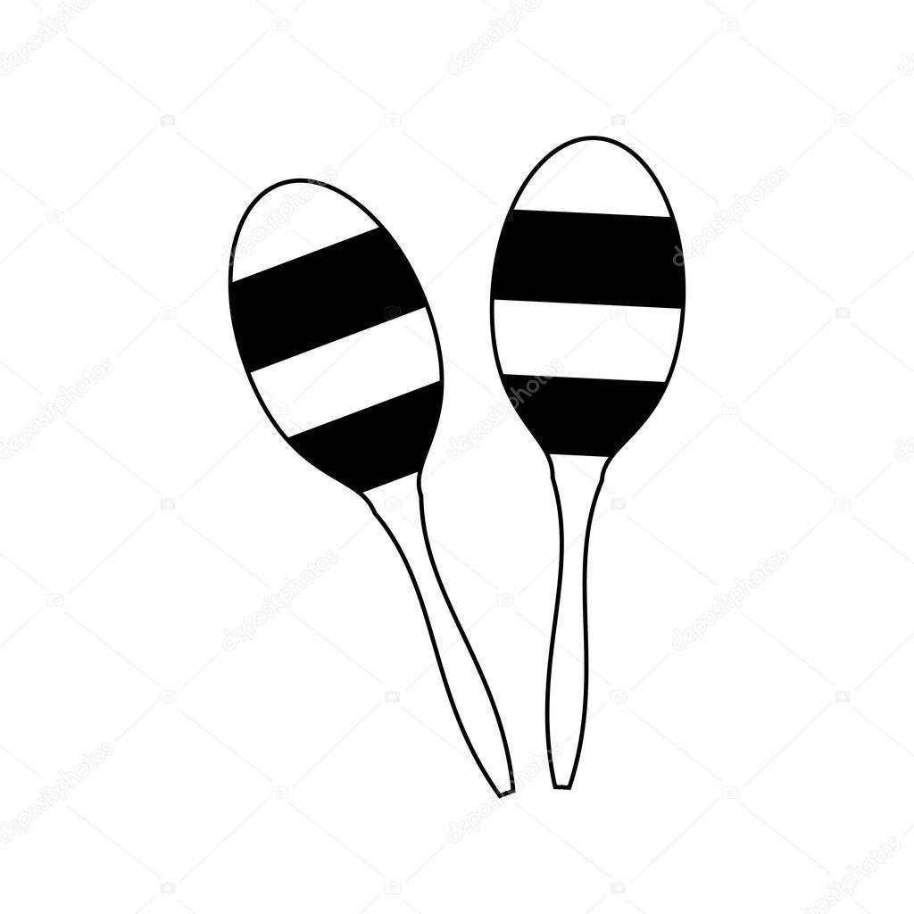 2 maracas icon