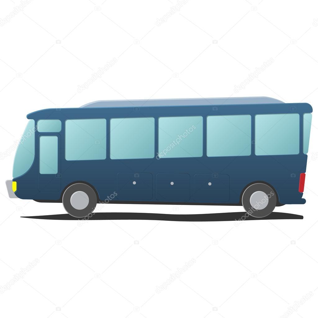 Autobus Mhd Kresleny Stock Vektor C Juliarstudio 90886354