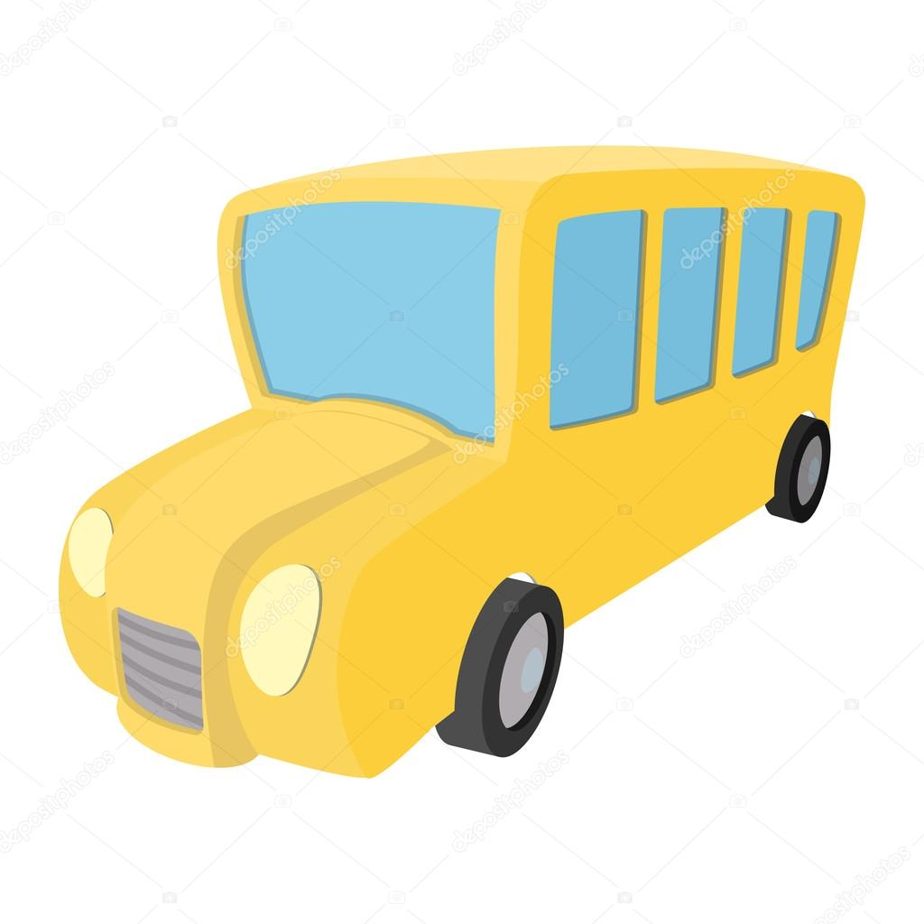 Skolni Autobus Kreslene Ikony Stock Vektor C Juliarstudio 95514014