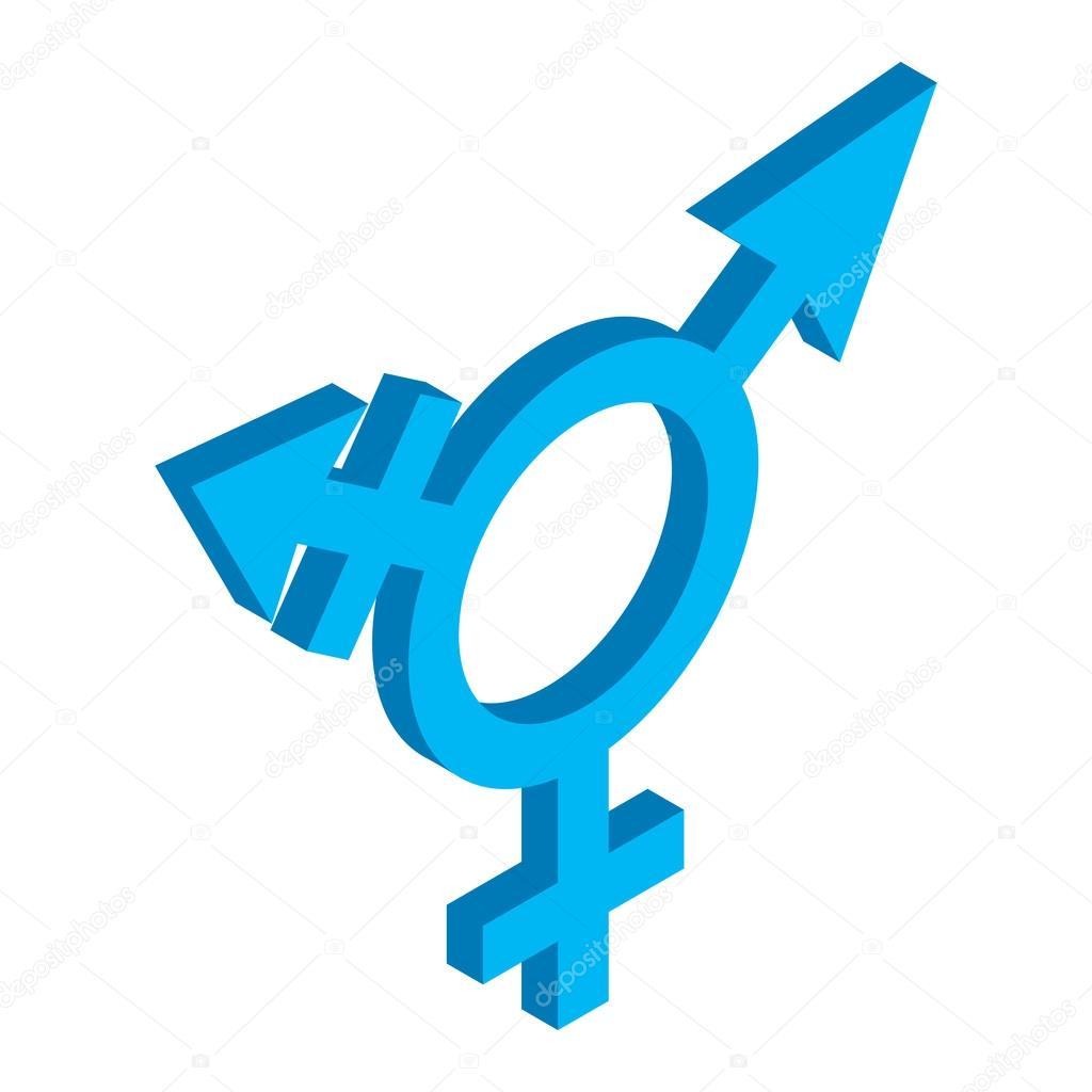 Знак бисексуализма