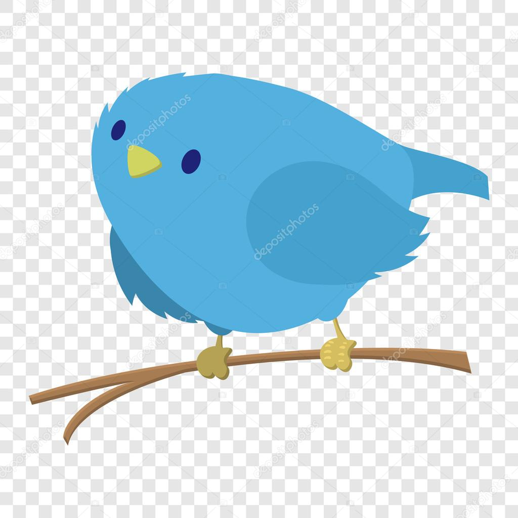 pássaro azul no galho vetores de stock juliarstudio 96814152