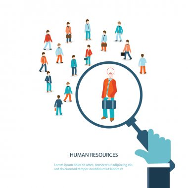 Human resource.